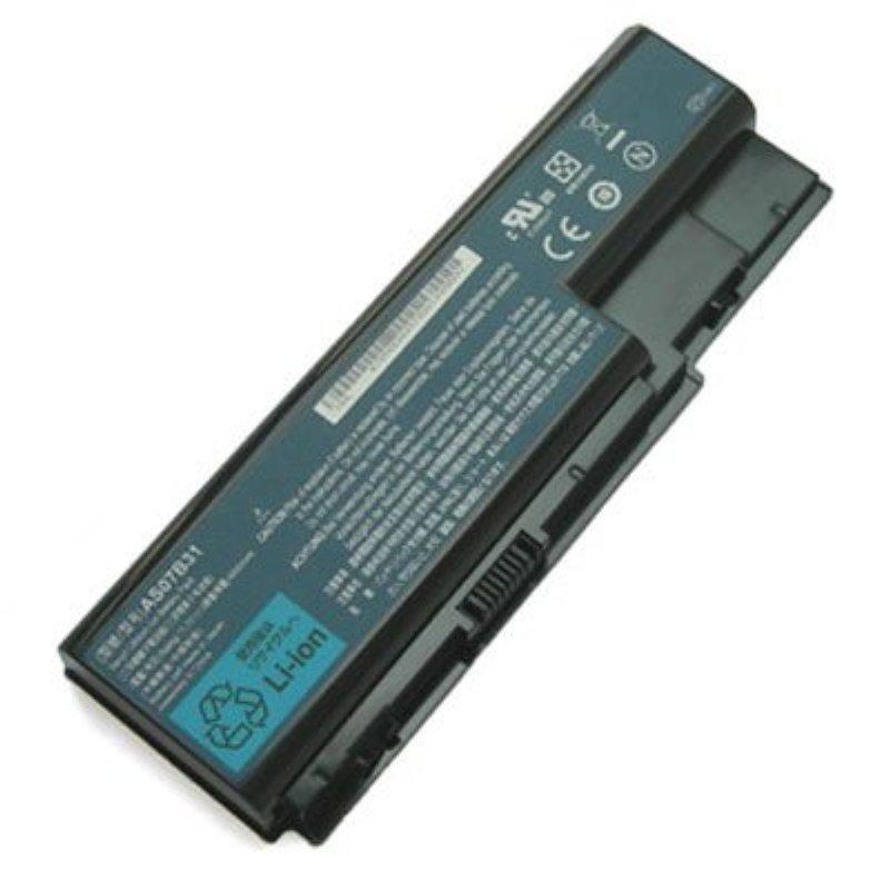Батарея (аккумулятор) для ноутбука Acer Aspire 5220, 5230, 5300, 5310, 5315, 5320, 5520, 5530, 5710,