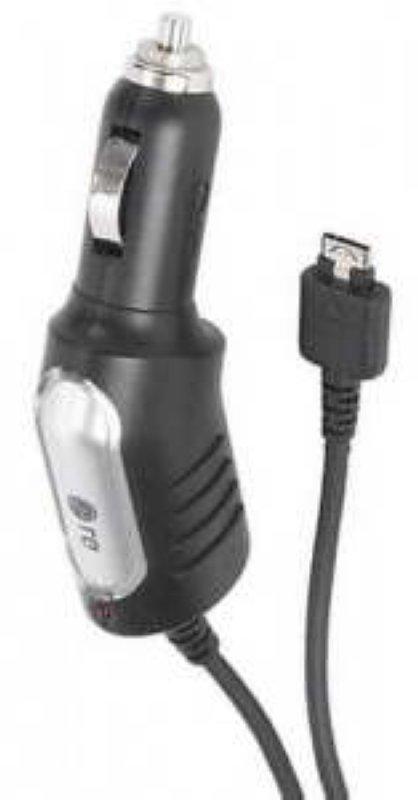Автомобильное зарядное устройство оригинальное LG CLA-120 для телефонов LG A130, GB106, GB109, GB110