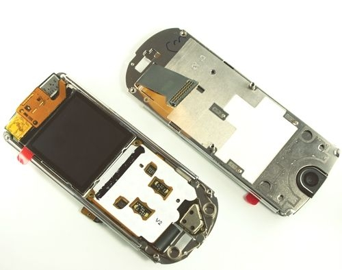 Дисплей (экран) Nokia 8800
