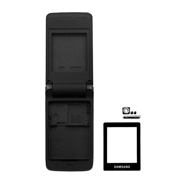Корпус Samsung S3600 черный